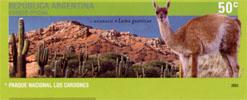 Argentinische Landschaft mit Cereen