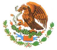 Mexikanisches Wappen